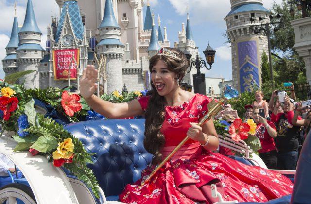 Elena of Avalor debuts August 12 at Magic Kingdom