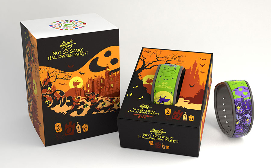 """Mickey's Not So Scary Halloween Party"" Merchandise Revealed"