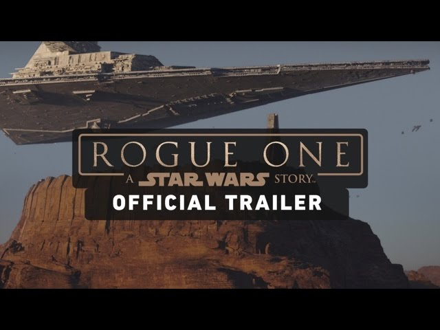 Rogue One: A Star Wars Story Olympic Trailer Released