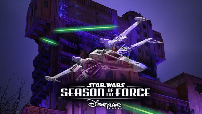 season of the force logo
