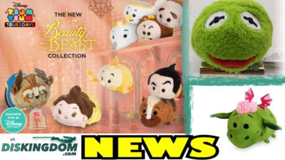 tsum tsum tuesday dk daily beauty and the beast