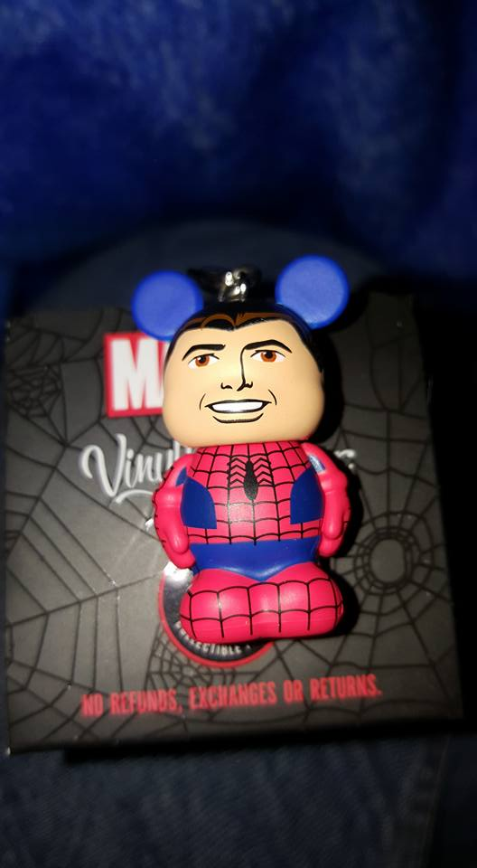Spider-Man Junior Chaser & Variant Vinylmations Discovered