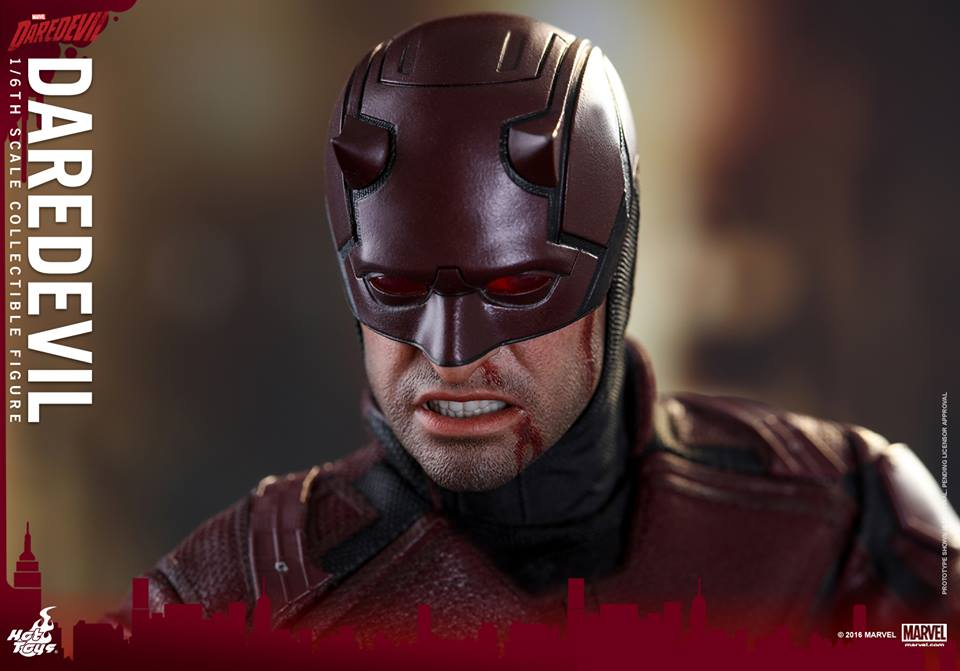 Daredevil Figure Coming Soon From Hot Toys