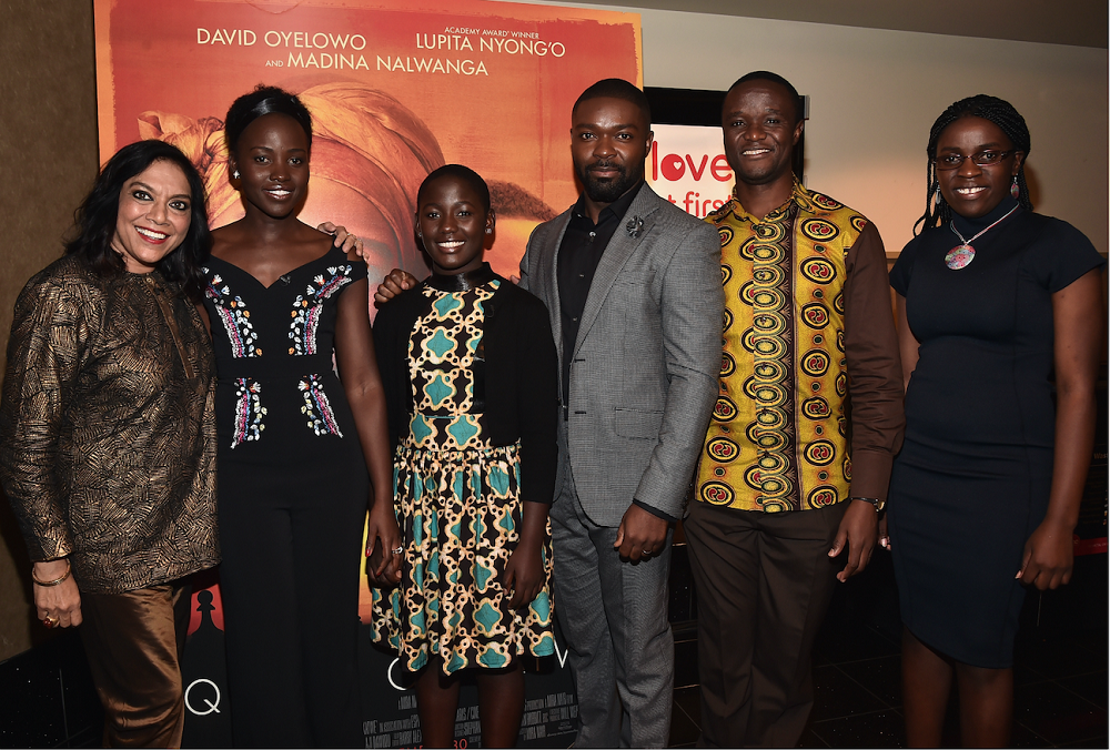 """""""Queen of Katwe"""" Q&A With Cast"""