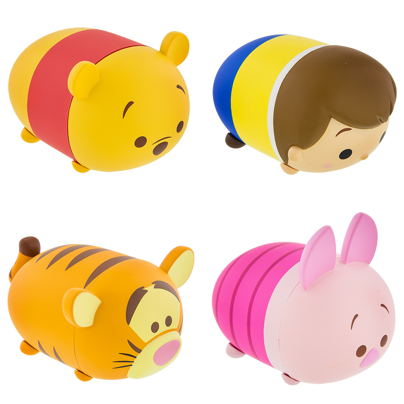 Winnie The Pooh And Friends Tsum Tsum Vinyls Coming Soon