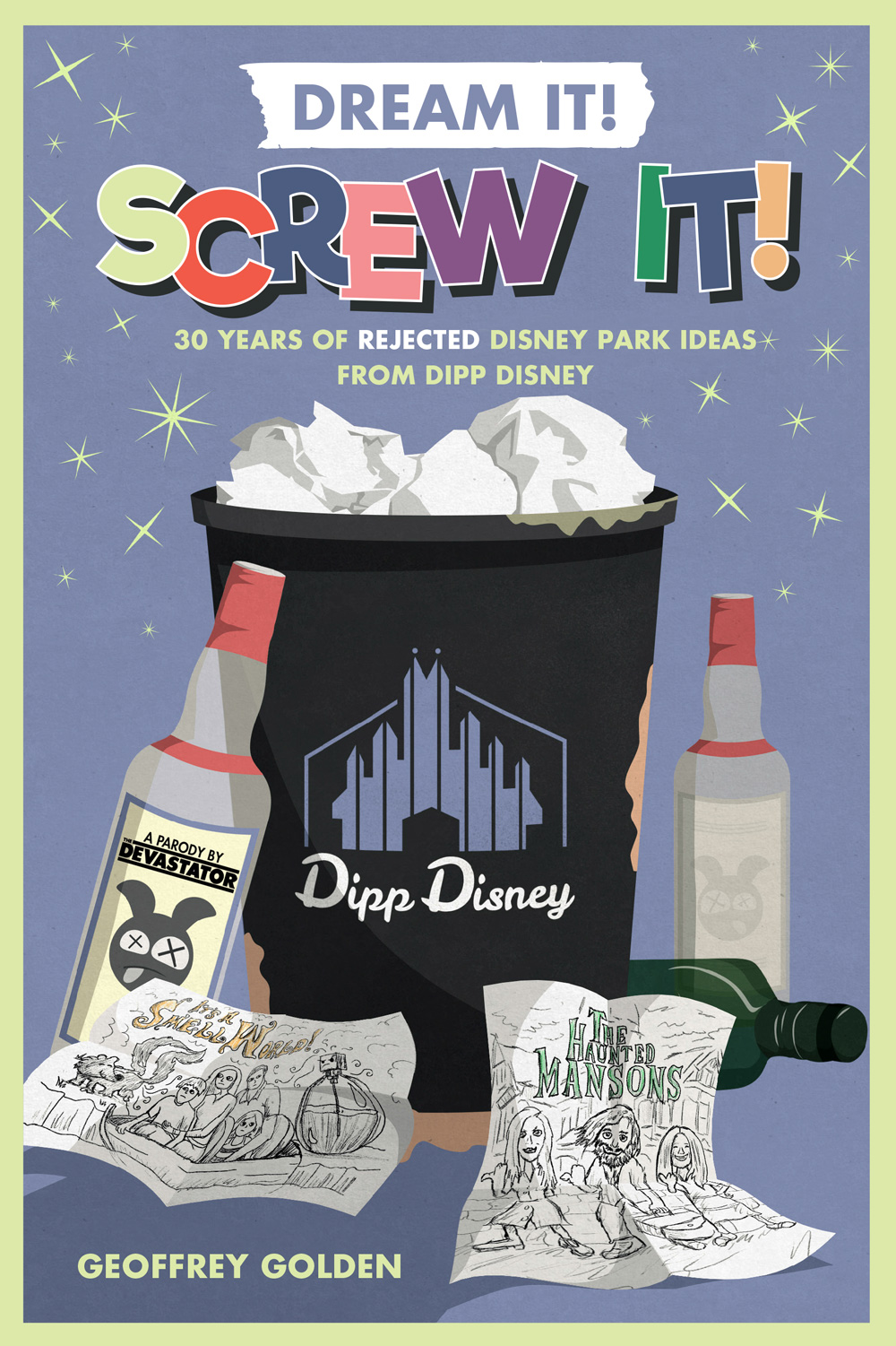 DREAM IT! SCREW IT! Coming Out Soon