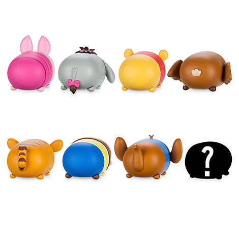 Winnie The Pooh Quot Tsum Tsum Quot Series 1 Vinyl Collection Out