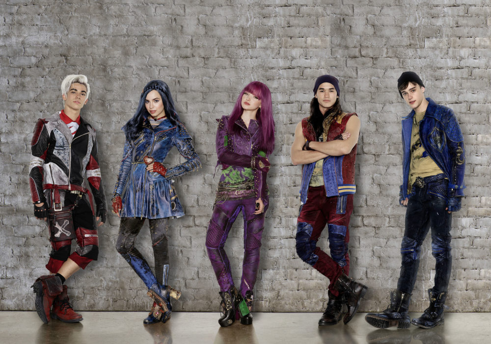 First Look At Descendants 2