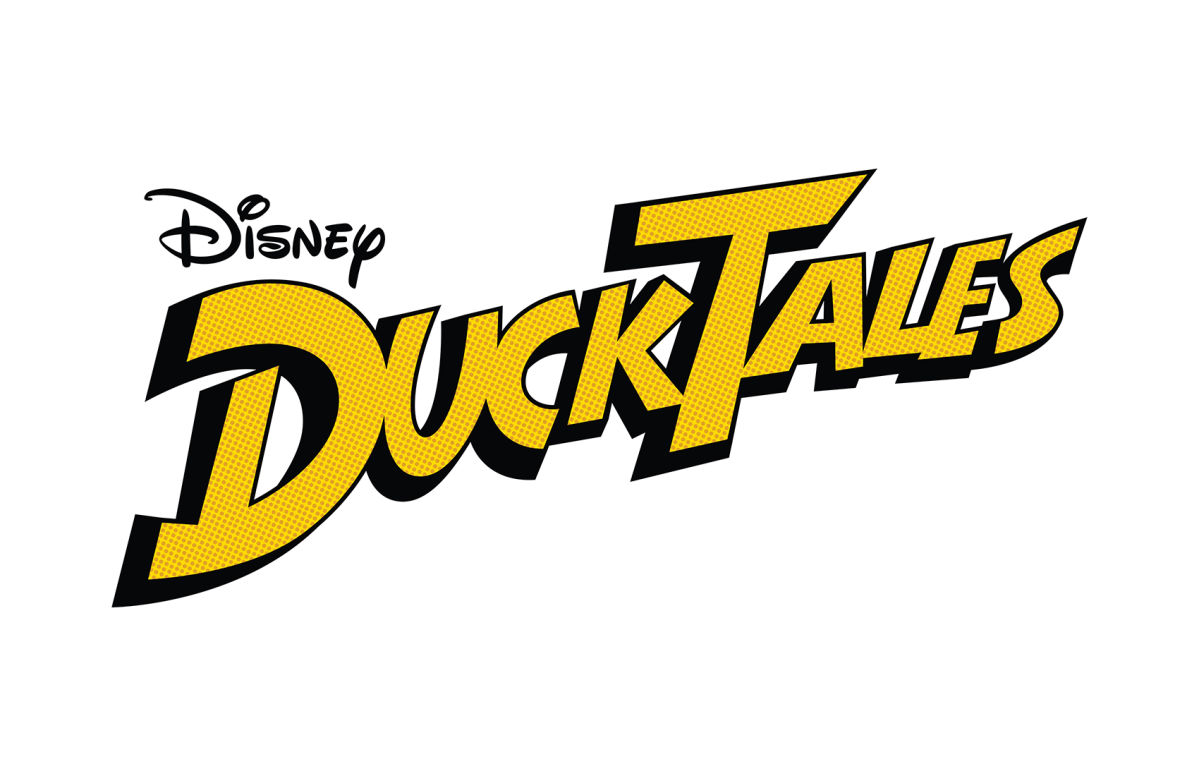 New Duck Tales Logo Announced