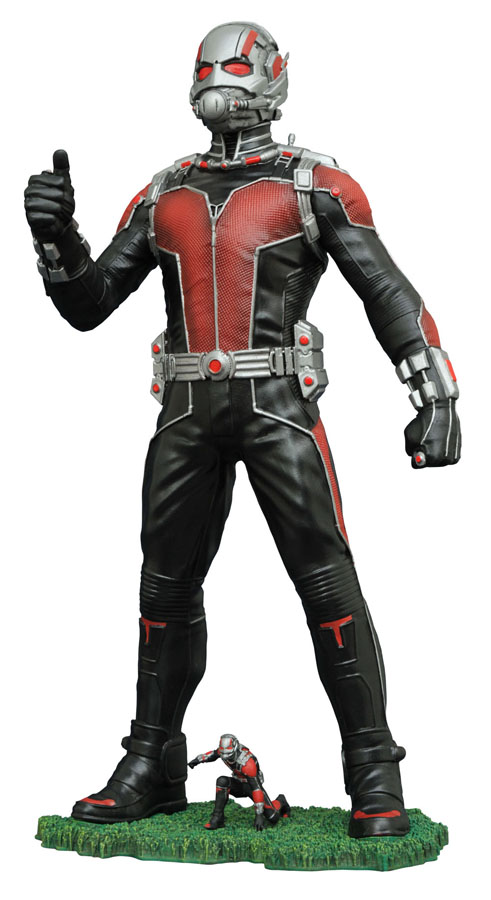 Marvel Gallery Ant-Man 9″ PVC Figure Out Now!