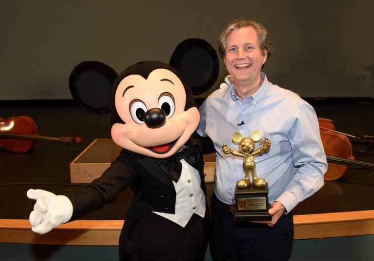 Disney Performing Arts Music Workshop Goes To North Carolina High School For 2016 Grammy Music Educator Award