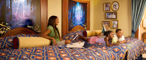 Project Moving Images in Hotel Rooms Patent Filed by Disney
