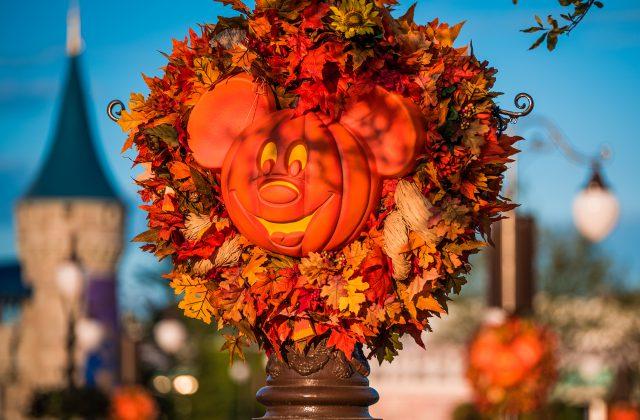 Walt Disney World Resort Kicks Off the First Day of Autumn by Celebrating a Season of WonderFALL Experiences
