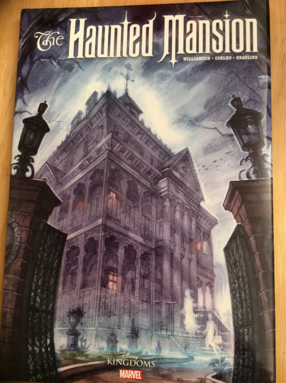 The Haunted Mansion Review