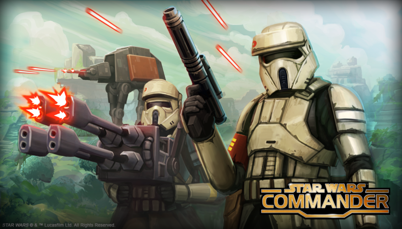 Star Wars: Commander Introduces New Content Inspired by