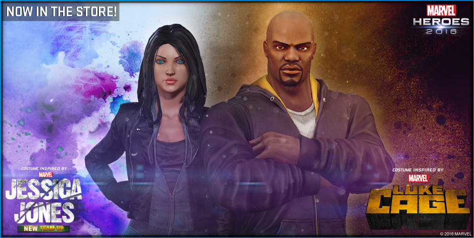 Luke Cage Event Comes To Marvel Heroes 2016