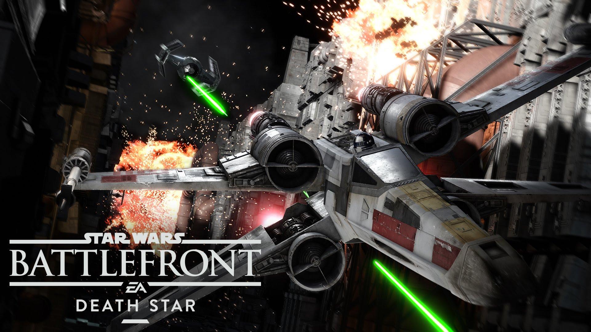 Star Wars Battlefront Death Star Expansion Pack Trailer Released Diskingdom Com Disney Marvel Star Wars Merchandise News