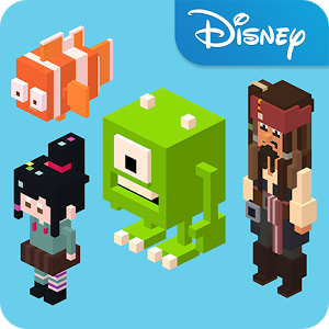 Disney Crossy Road Christmas Update.Monsters Inc Comes To Disney Crossy Roads Diskingdom Com