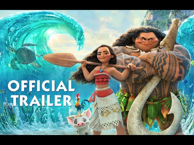 New Moana Trailer Released