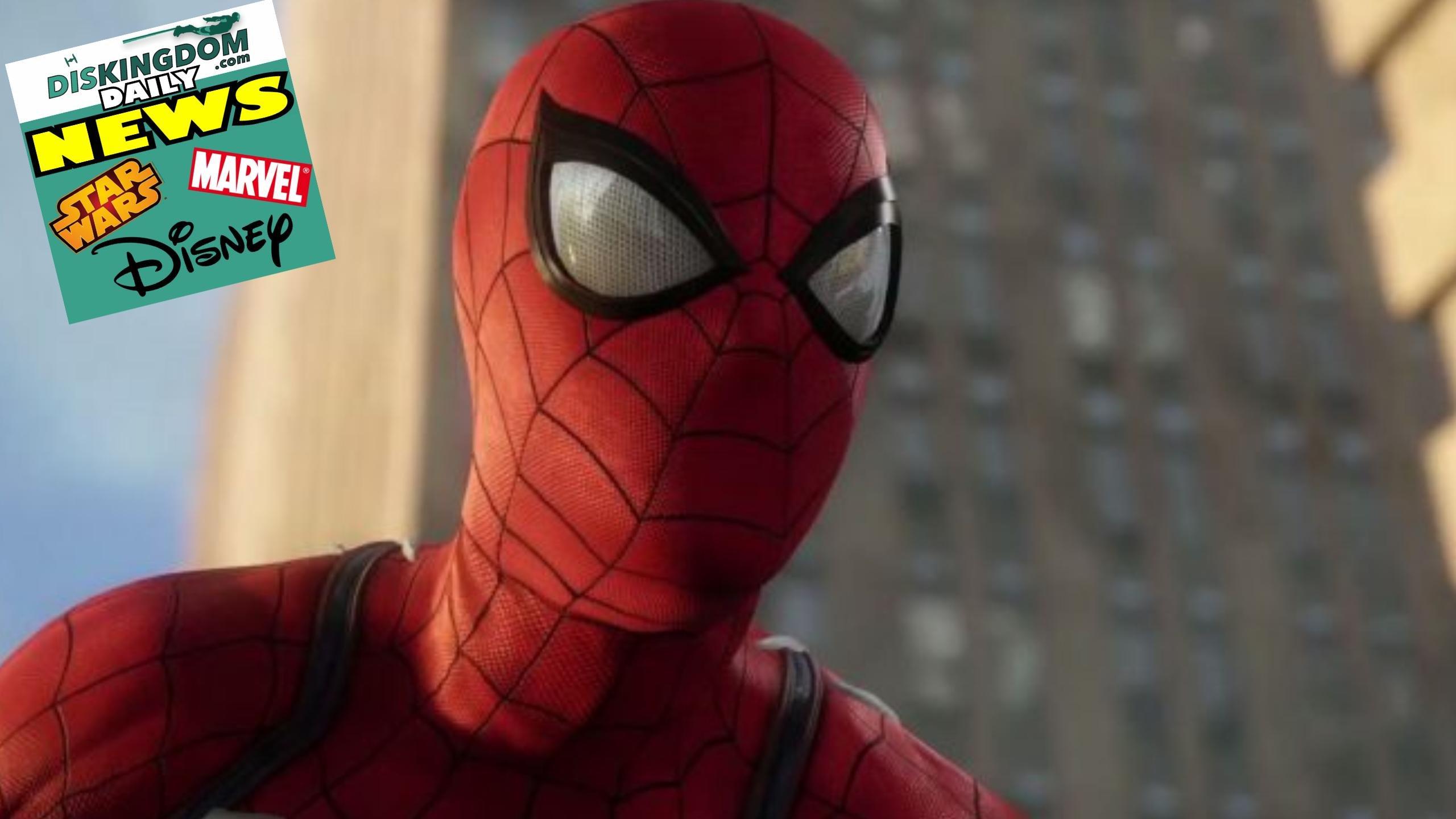 Spider-Man Shown During The PS4 Pro Event – DK Disney News