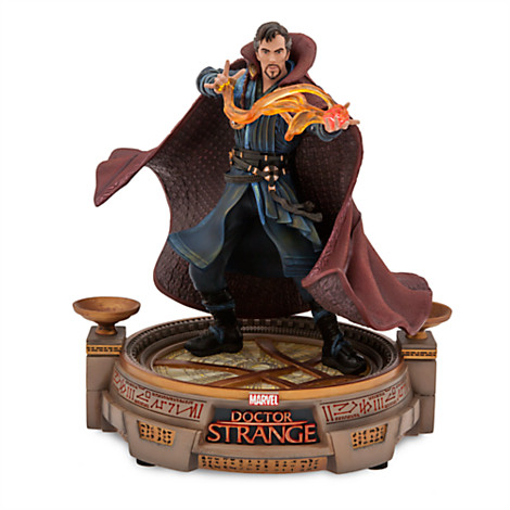 Marvel Doctor Strange Limited Edition Figure Out Now