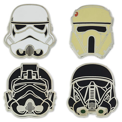 New Star Wars Rogue One Pins Released