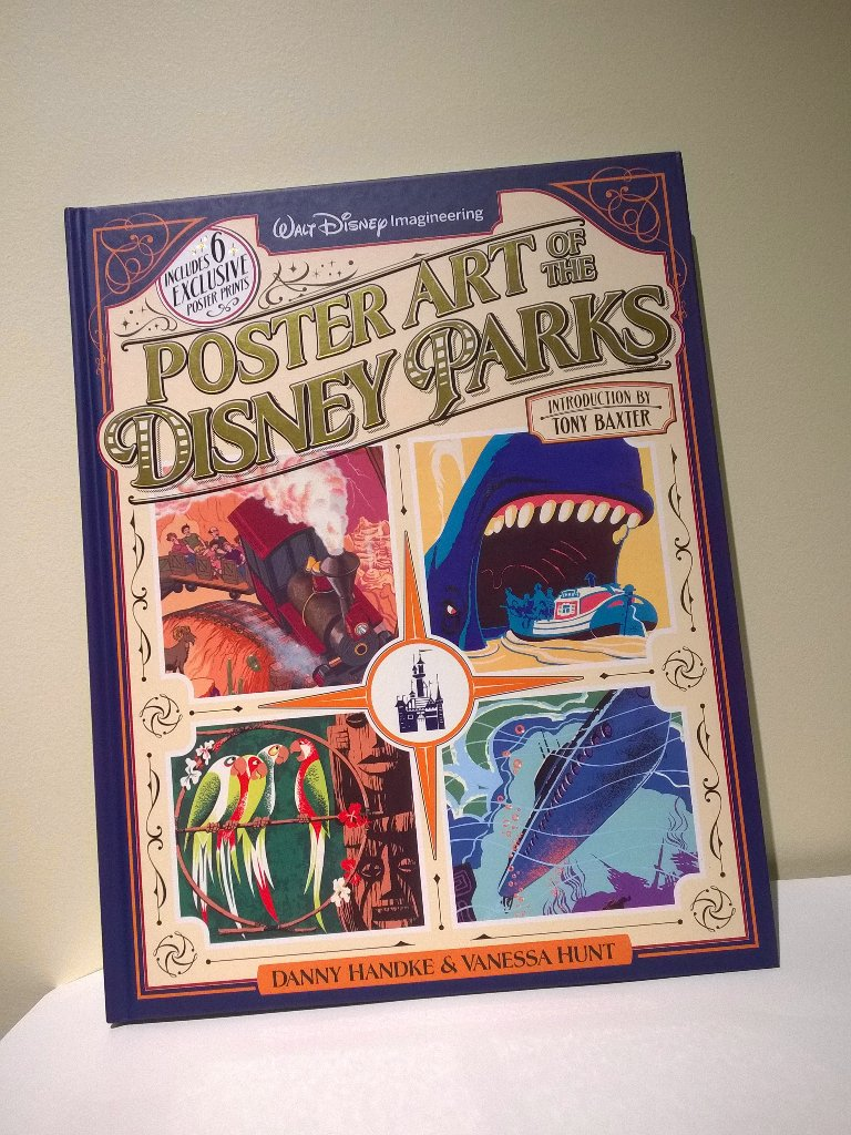 Poster Art Of The Disney Parks Coming Soon To CostCo