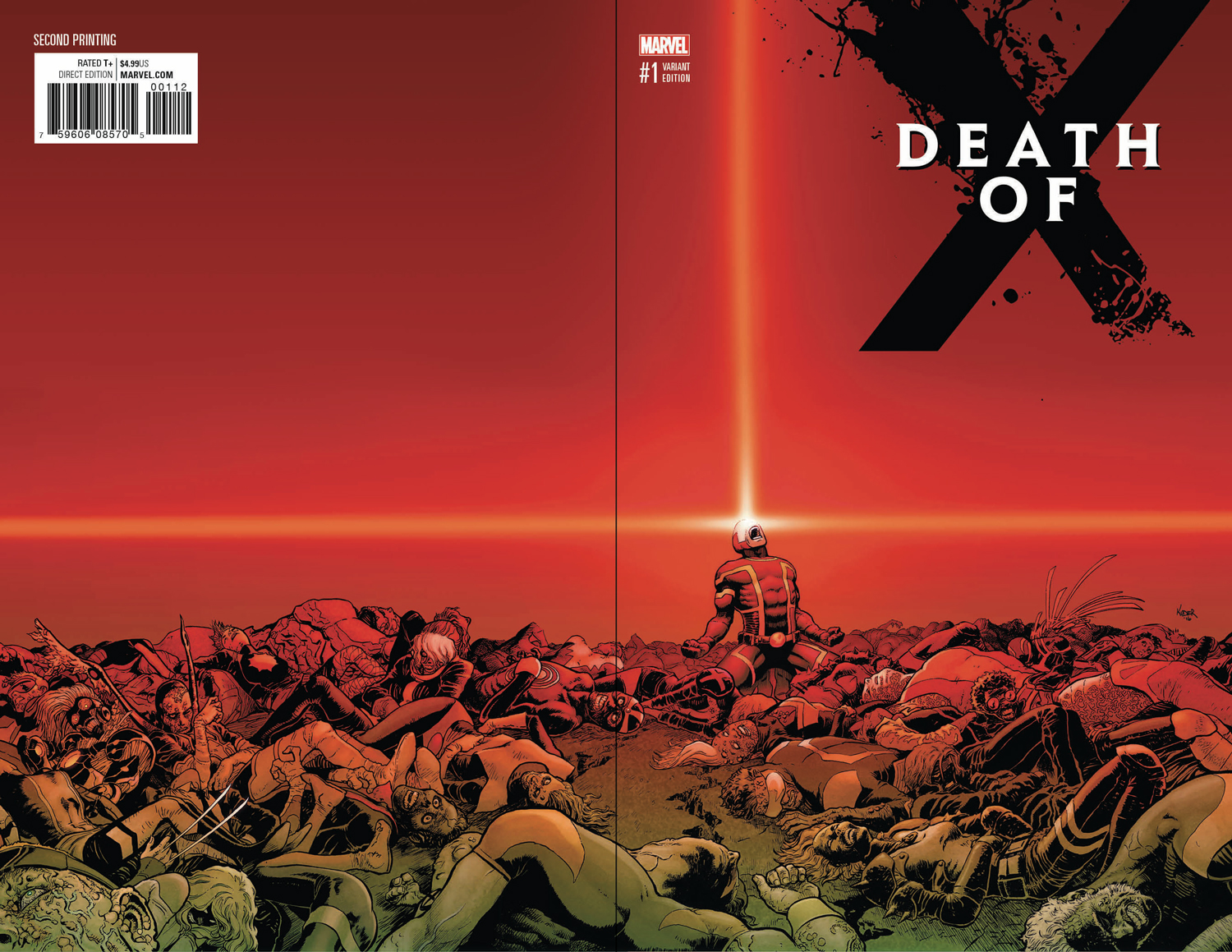 death_of_x_1_second_printing