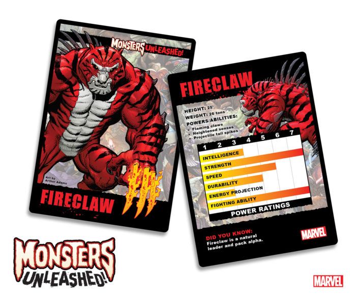 MONSTERS UNLEASHED to Release Six New Monsters in 2017