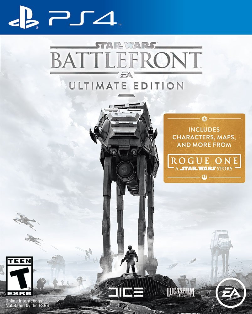 Star Wars Battlefront: Ultimate Edition Coming Soon