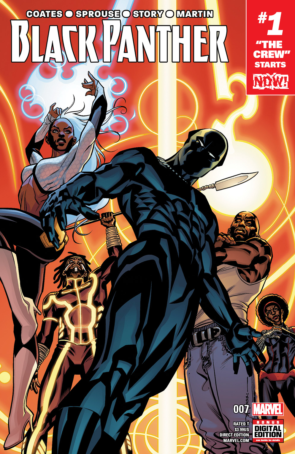 """Marvel Presents """"BLACK PANTHER: A NATION UNDER OUR FEET"""" Featuring the Debut of """"No Fear"""" by Jeff N Fess"""