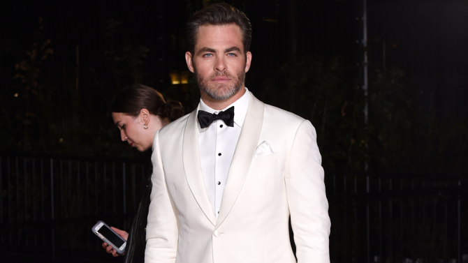"""Chris Pine Joins """"A Wrinkle In Time"""""""