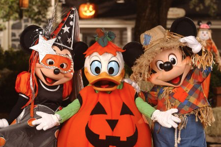 There Is Still Time To Get Your Spook On At The Disney Parks!
