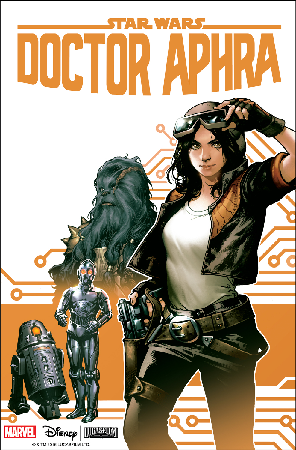 STAR WARS: DOCTOR APHRA #1 – New Ongoing Series Coming This December!