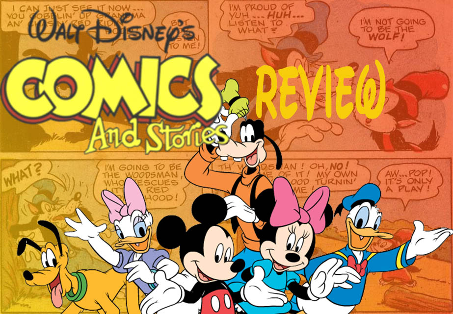 Disney LongBox Reviews: Walt Disney Comics and Stories #734