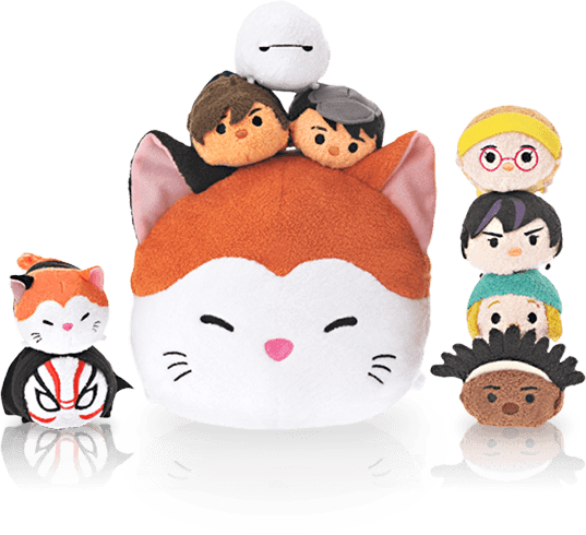 New Big Hero 6 Tsum Tsum Collection Coming To Japan