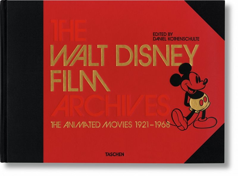 The Walt Disney Film Archives: The Animated Movies 1921–1968 Out Now