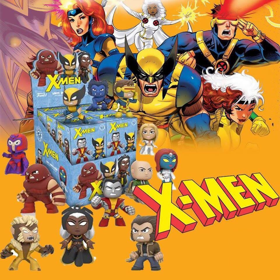 New X-Men Mystery Minis Coming Soon
