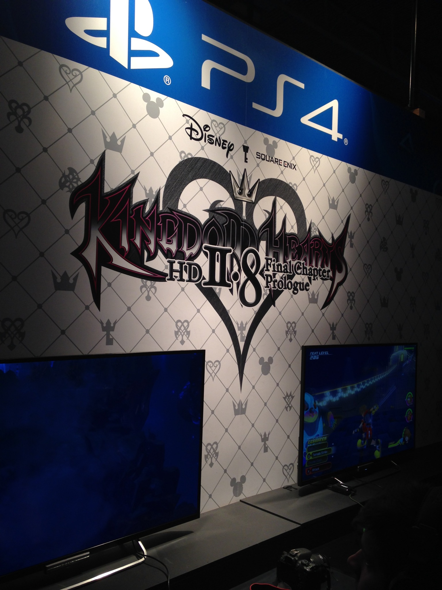 Kingdom Hearts 2.8 Hands On First Impressions From EGX