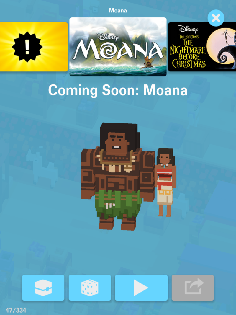 Disney Crossy Road Christmas Update.Moana Coming To Disney Crossy Road Diskingdom Com