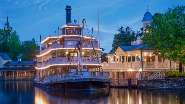 The Liberty Square Riverboat Closing For Refurbishment In January