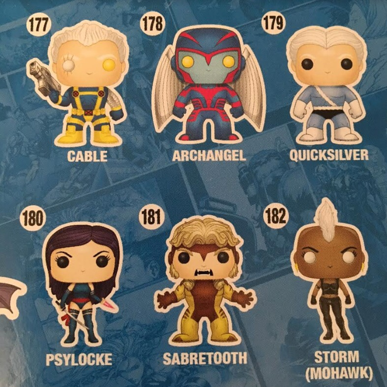 Kitty Pryde Pop Vinyl Box Reveals Exciting New Releases!