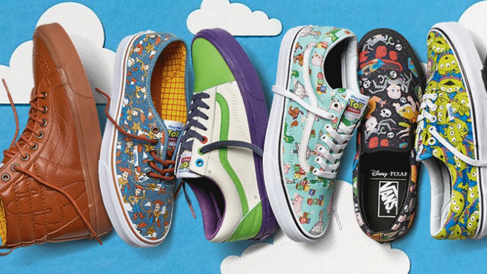 84777ac664 Vans goes to Infinity and Beyond with Toy Story-Inspired Footwear ...