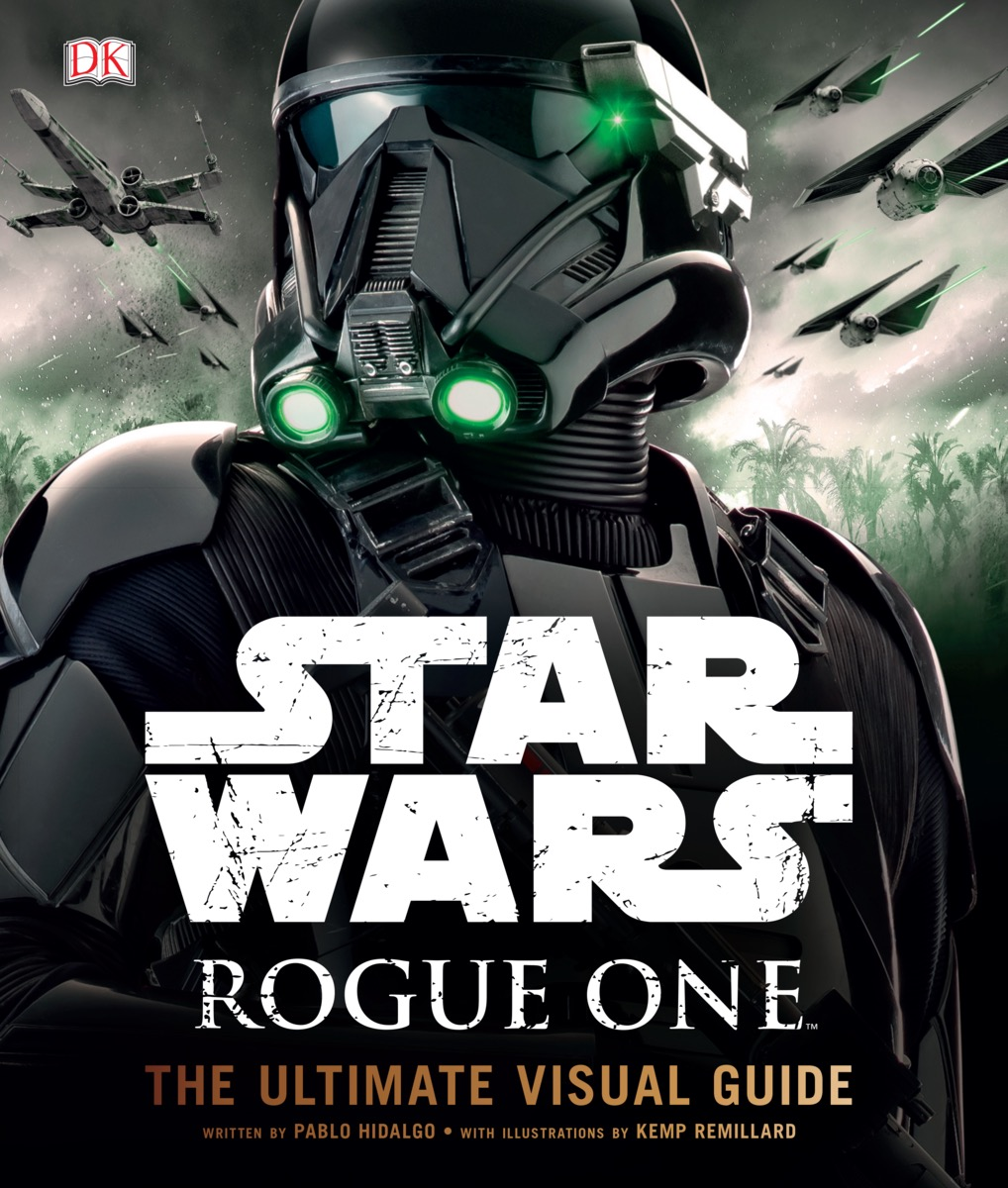 Star Wars: Rogue One and Star Wars 40th Anniversary Publishing Program Announced During New York Comic Con!