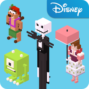 Disney Crossy Road Monsters Inc Update