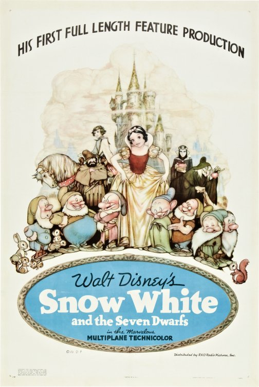 Snow White Getting Live Action Movie Treatment By Disney
