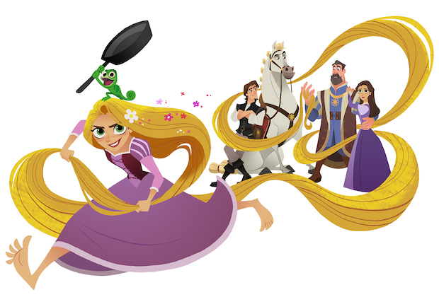 Tangled: Before Ever After Disney Channel Premiere Announced