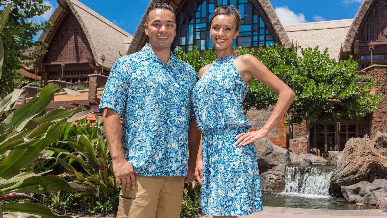 New Tori Richard Resort Wear Available At Aulani, A Disney Resort & Spa