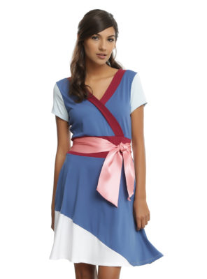 a2ce0e1fe39f5 Disney The Little Mermaid Ariel On Land Cosplay Dress  44.90
