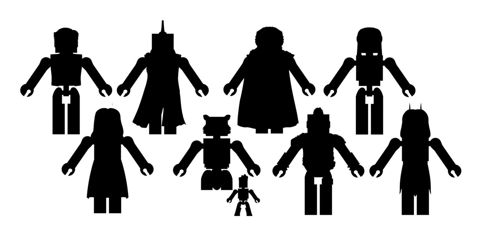 Guardians of the Galaxy Vol  2 Minimates Coming in 2017
